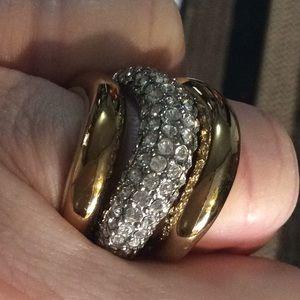 Micheal Kors 3 ring stack set